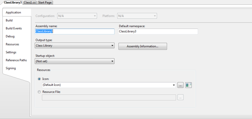 Visual Studio İçin Template Hazırlama (C#) (6/6)